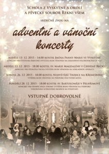 Schola Vyskytna 2015