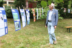 prezentace projektu Mezi stromy