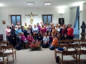 Duchovní obnova Vranov u Brna